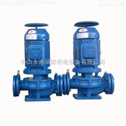 肯富来立式增压泵 直联式单级立式管道泵