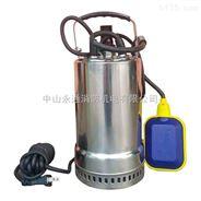 250W不锈钢耐腐蚀立式潜水泵