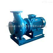 直聯式清水泵 臥式單級泵