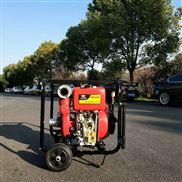 廣元市2.5寸高壓柴油機消防泵HS25FP