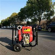 广元市2.5寸高压柴油机消防泵HS25FP