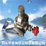 泊头泊海厂家直销YCB圆弧泵 不锈钢齿轮泵