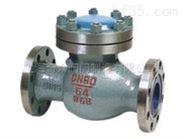 液化氣止回閥|H44N-25/40天然氣旋啟式止回閥