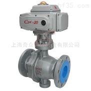 电动球阀|Q947F电动固定式球阀