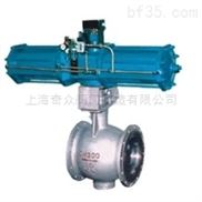 卸灰球阀|Q647MF-2.5气动卸灰球阀