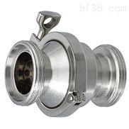 H21F-H21F卫生级外螺纹止回阀