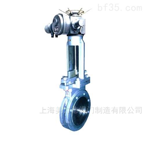 上海不锈钢电动刀型闸阀