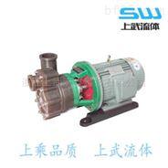 FZB型直连式氟塑料自吸泵