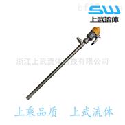 SB型不锈钢电动油桶泵