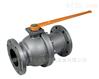 进口DIN法兰球阀,长结构  型号:KFL-B