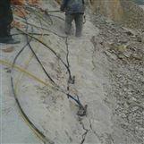 岩石取代传统新型破碎拆除方案老厂家热线株洲市裂石头机器