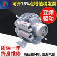 曝氣專用1.1KW氣環式漩渦氣泵