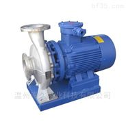 IHW型不锈钢耐腐蚀液体输送管道离心泵