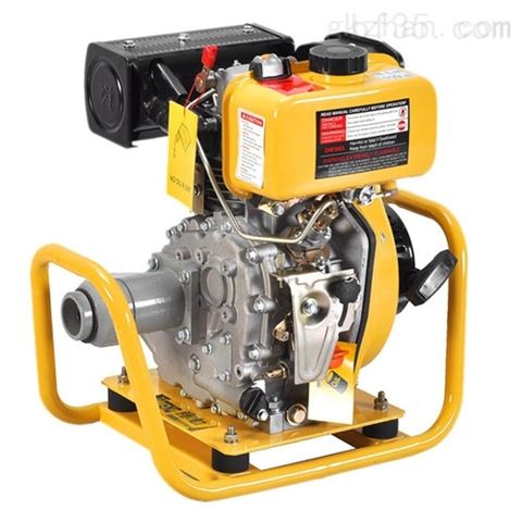 3寸柴油抽水機YT30DP-W污水泵排污泵參數