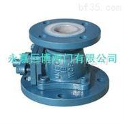 FQ41F球型放料閥