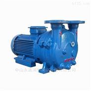 直联式气液分离泵 卧式肯富来真空泵