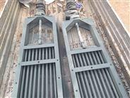 河源棒条闸阀生产厂家 碳钢棒条阀质保一年