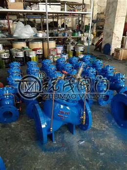 PQ42X全壓高速排氣閥
