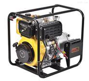 4寸电启动柴油机水泵操作