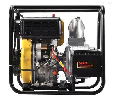 自吸式4寸柴油機抽水泵價格