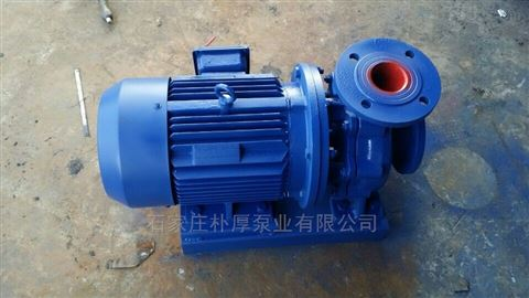 ISW100-100型卧式管道泵哪家好