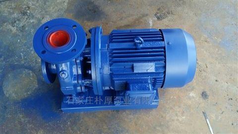 ISW65-160IB型臥式管道泵哪家好