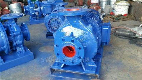 ISW65-125A型卧式管道泵哪家好