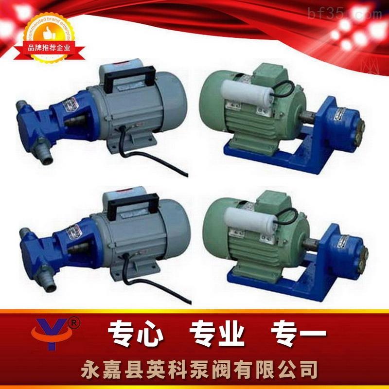 微型齿轮泵