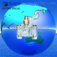DQS-25低温三通球阀*不锈钢DQS-25低温三通球阀