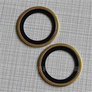 镀锌碳钢丁氰组合垫圈 G1/8 G1/4 G3/8