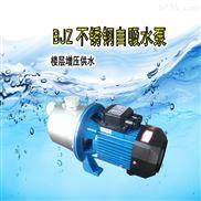 廣東凌霄BJZ系列不銹鋼自來水管增壓自吸泵