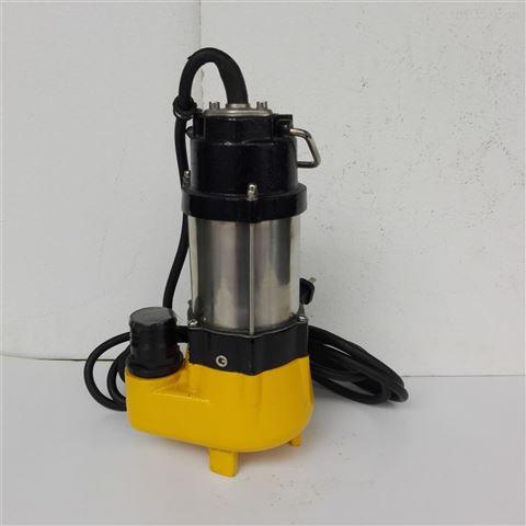 污水潜水泵 手提式农用排污泵