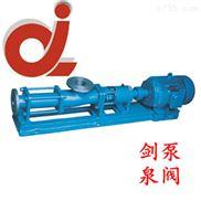 G-单螺杆泵