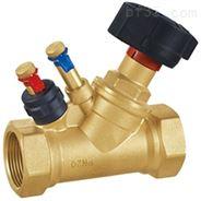 黄铜静态水力平衡阀