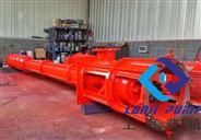 XBD-LJ深井消火栓喷淋轴流泵