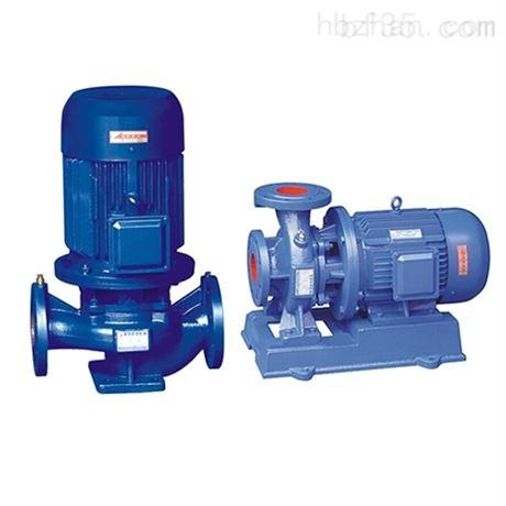 ISG/ISW型立式管道離心泵