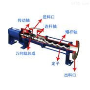 G型不锈钢耐腐蚀卧式螺杆泵
