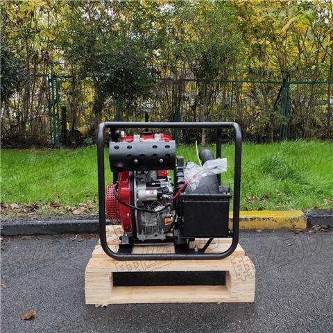 3寸化工泵柴油水泵组