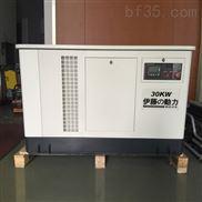 30kw静音汽油发电机YT30REP