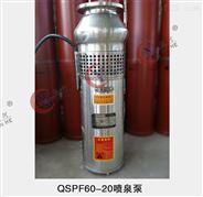 QSP多种型号规格不锈钢铸铁喷泉泵