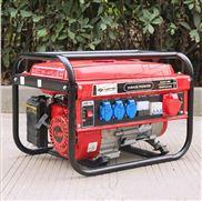 單三相隨意切換5KW汽油發電機組