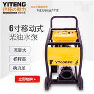 柴油機水泵伊藤動力YT60DPE