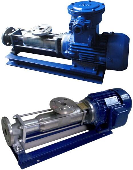 螺杆泵的使用要求与故障分析