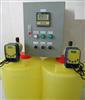 酸霧噴淋廢氣塔處理電鍍自動加堿加藥裝置